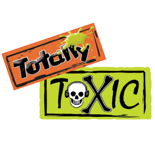 ToXic & Totally ToXic - Rainbow Reading