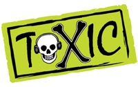 ToXic Series for 7 – 11 years reading level.