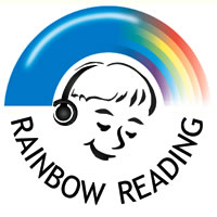 Blue Rainbow Reading