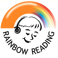 Orange Rainbow Reading